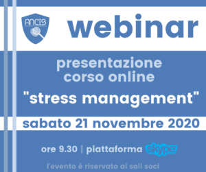 webinar stress management
